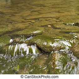 stony stream detail