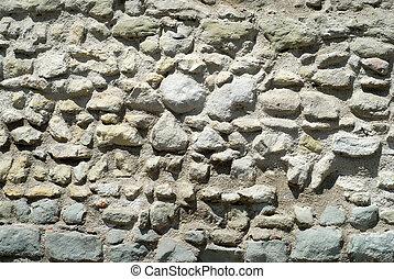 stony wall