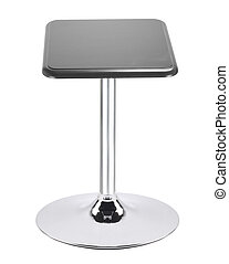stool on a white background