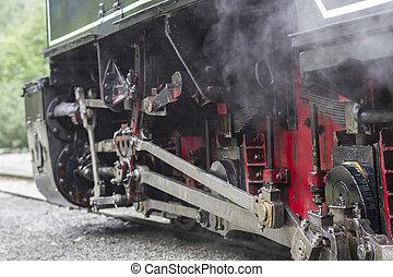 stoom trein