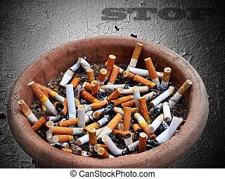 Stop Cigarette addiction