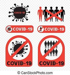 stop coronavirus ban mass gatherings