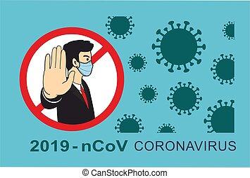 Stop coronavirus MERS-CoV