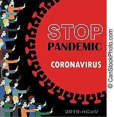 stop coronavirus pandemic