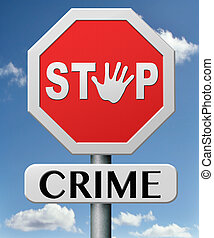 stop crime stopping criminals by neighborhood watch or...
