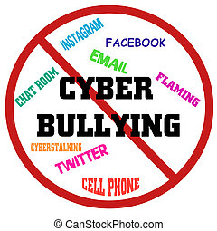 STOP CYBER BULLYING - PUT A STOP TO CYBER BULLYING