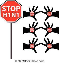 stop flu h1n1