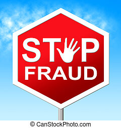 Scam means fraud scheme to rip-off or deceive  Scam meaning fraud