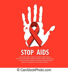 STOP HIV, AIDS