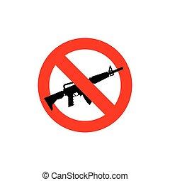 Stop machine gun. It is forbidden to shoot. Frozen...