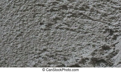 Stop motion animated concrete texture background or useful...