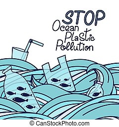 Stop ocean plastic pollution