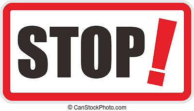 blank stop sign illustrations and stock art 3 553 blank stop sign rh canstockphoto com stop sign clipart transparent stop sign clipart transparent