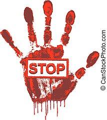 Stop the war!