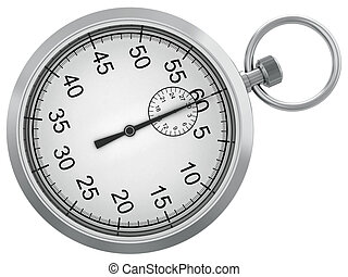 stop watch - Sports stop watch for measurement of time...