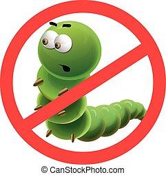stop worm