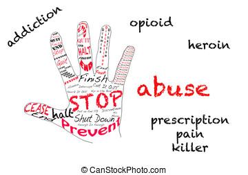 stoppen, opiod, verslaving