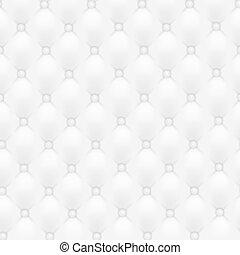 stoppning, leather sofa, abstrakt, struktur, bakgrund, vit, eller