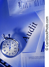 stopwatch, 審計, 日曆