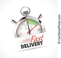 Stopwatch - Fast delivery - shippin