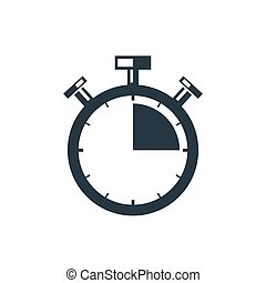 stopwatch segment icon