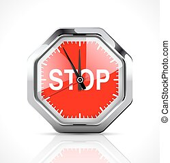 Stopwatch - Stop time