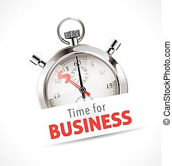 Stopwatch - time for business