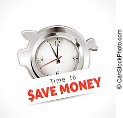 Stopwatch - Time for savings