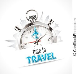 Stopwatch - Time to travel
