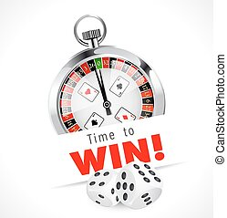 Stopwatch - Time to win - casino co