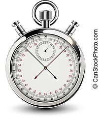 Stopwatch vintage design