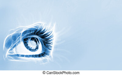 stor, great, eye.