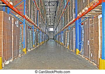 Storage landscape