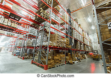 storage products - The warehouse complex for the storage of...