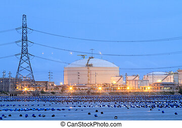 Storage tanks and Electricity post