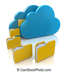 Store Archive or Sync to cloud