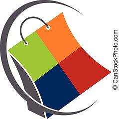 Store Logo Design Template Vector