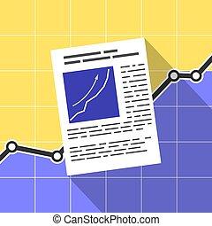 store, omkring, lagen, firma, tekst, kontor, graph., diagram, analysis., baggrund, artikel, data, eller