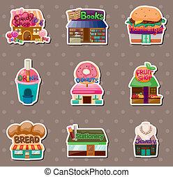store stickers