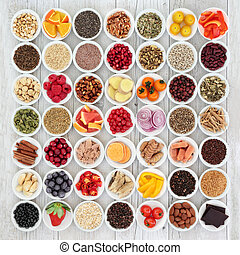 store, sundhed mad, samling