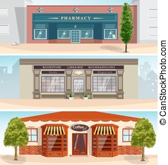 Storefronts collection
