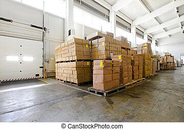Storehouse boxes