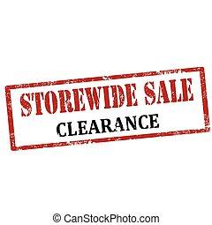 Storewide Sale-stamp