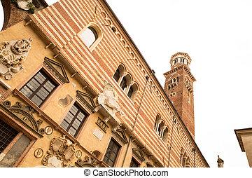 storico, architettura,  Verona