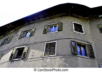storico, casa