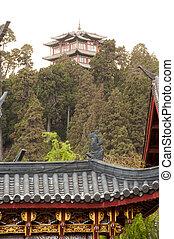 storico, città, di, lijiang, mondo, eredità, luogo, in, yunnan