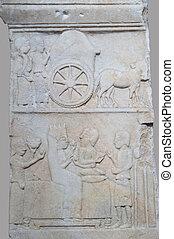 storico, museo, di, istanbul