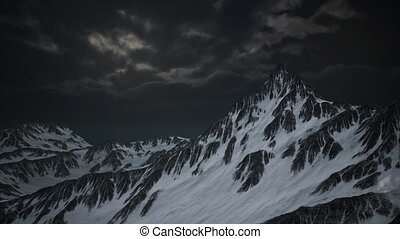 Storm Cloud over Dolomites - storm cloud over dolomites...