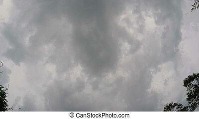 Storm cloud Time Lapse Two