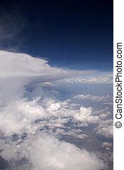 Storm Clouds portrait